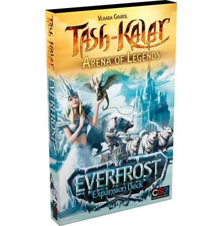 Tash-Kalar: Everfrost Expansion Deck