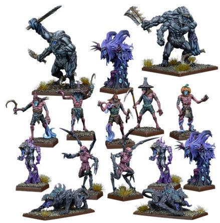 VANGUARD: Nightstalkers Warband Set