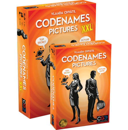 Codenames: Pictures XXL (ENG)