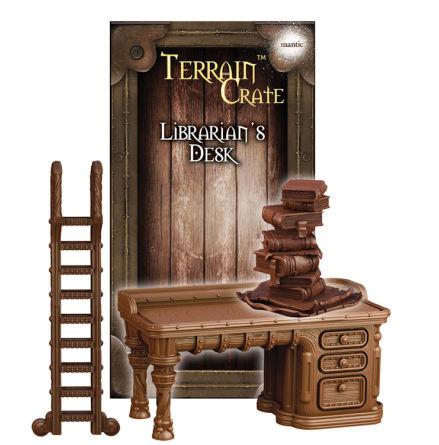 TERRAIN CRATE: Librarians Desk