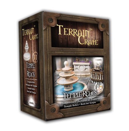 TERRAIN CRATE: Temple Relics