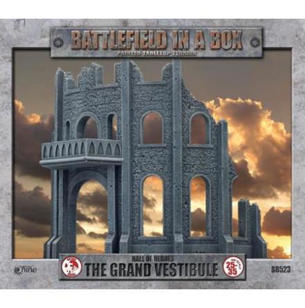 Gothic Battlefields - The Grand Vestibule (x1) 30mm