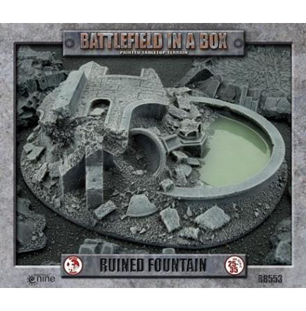 Gothic: Ruined Fountain