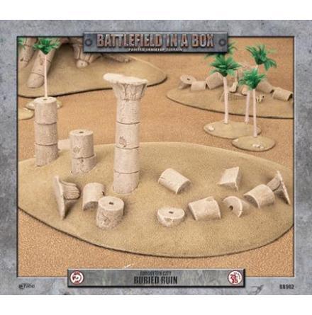 Forgotten City - Buried Ruin (x1) - 30mm
