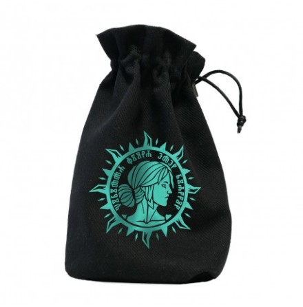 The Witcher Dice Pouch: Ciri - The Elder Blood (Release 17/11)