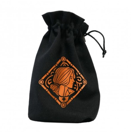 The Witcher Dice Pouch: Triss - Sorceress of the Lodge (Release 17/11)